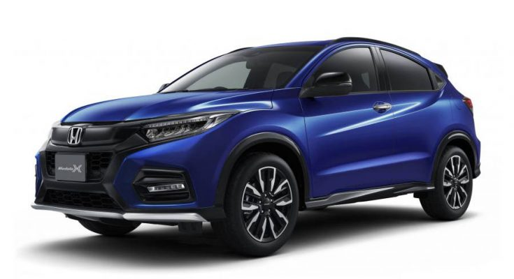 Honda Vezel (HR-V) Modulo X Launched in Japan 2