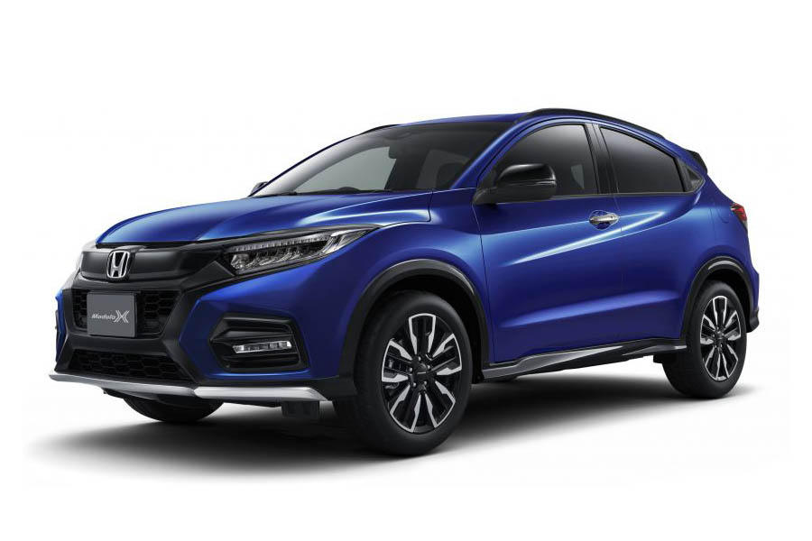 Honda Vezel (HR-V) Modulo X Launched in Japan 3
