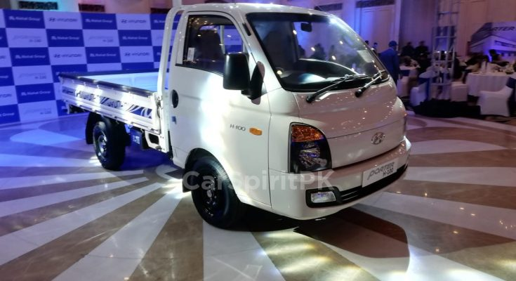 Hyundai-Nishat Launched Local Assembled Porter H-100 1