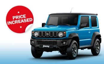 Pak Suzuki Increases Jimny Prices 7