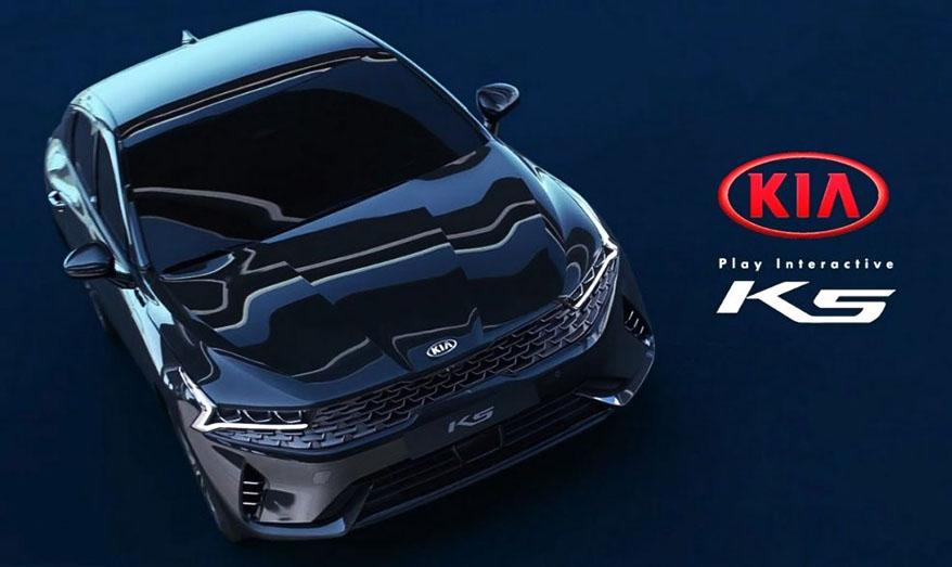 2020 Kia Optima (K5) Looks Even More Stunning in Video 1