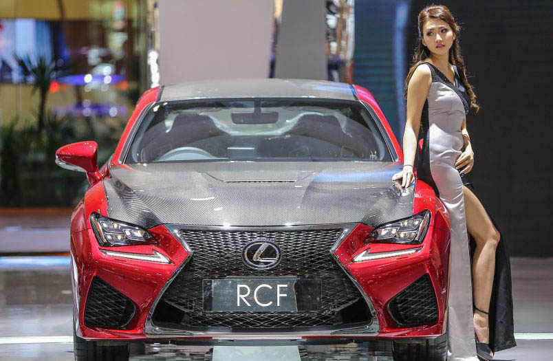 China Penalizes Toyota 87.6 Million Yuan over Lexus Price-Fixing 1