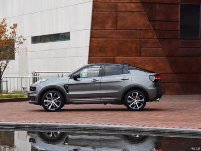 Lynk & Co Reveals 05 Coupe SUV 8