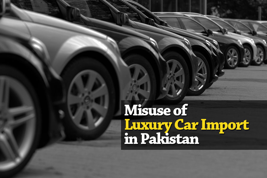 Misuse of Luxury Car Import in Pakistan 3
