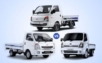 Hyundai Porter H100 Expensive than Kia Frontier and Daehan Shehzore 18