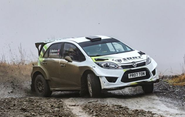 Proton to Make British Rally Championship Comeback 1