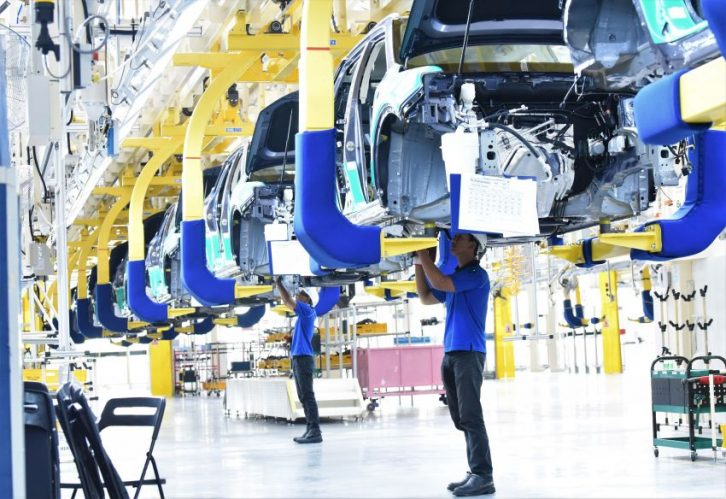 First CKD Proton X70 Rolls Off the Assembly Lines in Malaysia 13