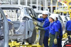 First CKD Proton X70 Rolls Off the Assembly Lines in Malaysia 6