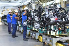 First CKD Proton X70 Rolls Off the Assembly Lines in Malaysia 7