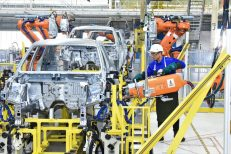 First CKD Proton X70 Rolls Off the Assembly Lines in Malaysia 10