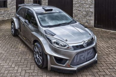 Proton to Make British Rally Championship Comeback 6