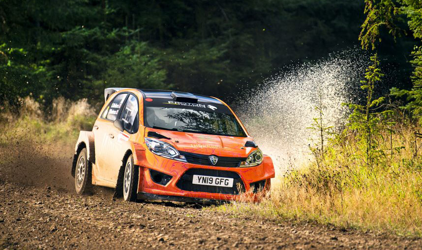 Proton to Make British Rally Championship Comeback 5
