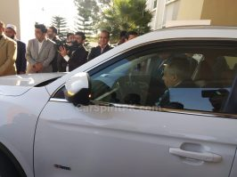 Malaysian PM's Gifted Proton X70 SUV Handed Over to Pakistan 6