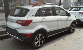 Sazgar's BAIC X25 Crossover Spotted in Lahore 5