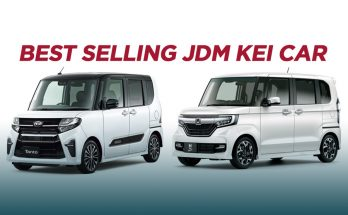 After 27 Straight Months Honda N-Box Dethroned By Daihatsu Tanto 9