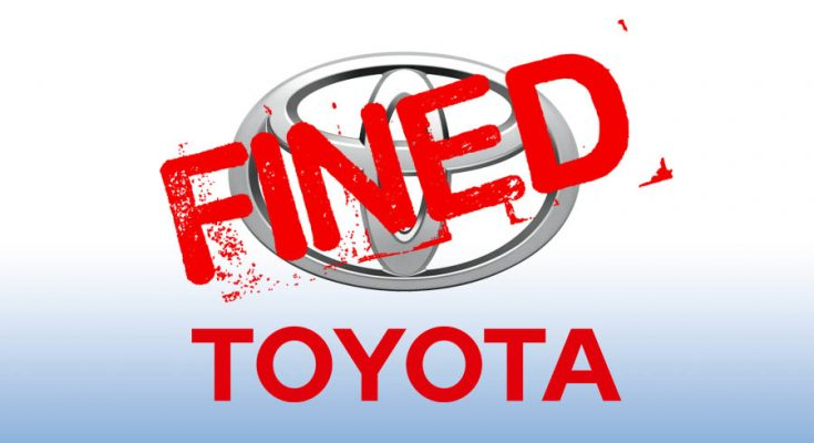 China Penalizes Toyota 87.6 Million Yuan over Lexus Price-Fixing 1