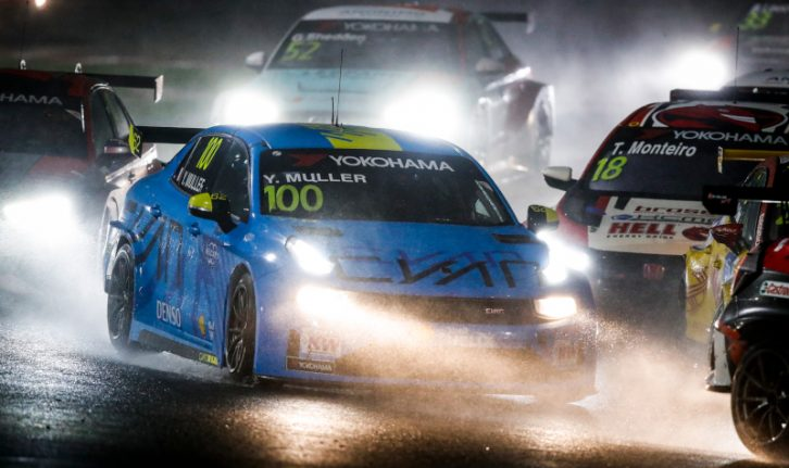 Lynk & Co Becomes First Chinese Brand to Power an FIA World Title Win 8