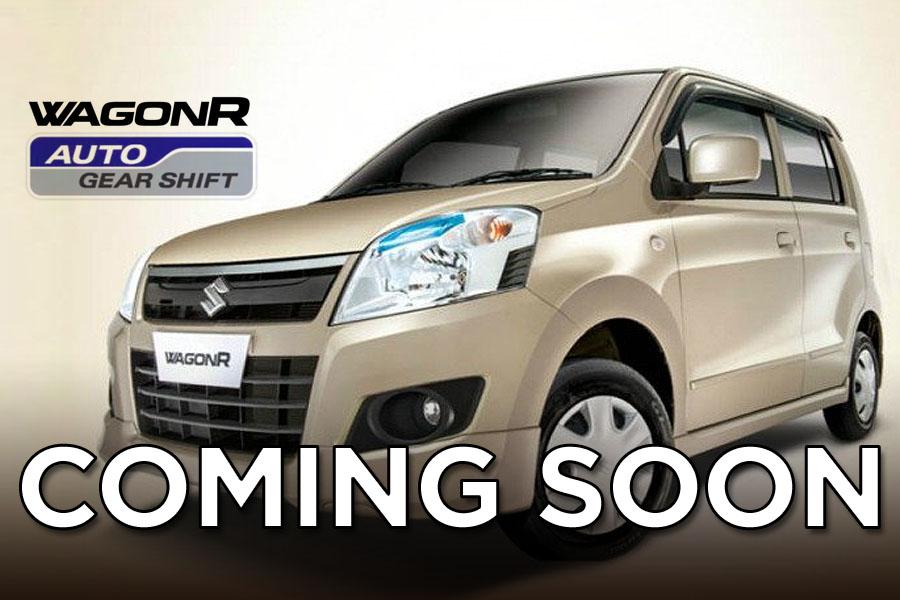 Pak Suzuki Wagon R AGS Spotted 5