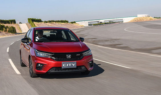 Up-Close with the All New 2020 Honda City 23