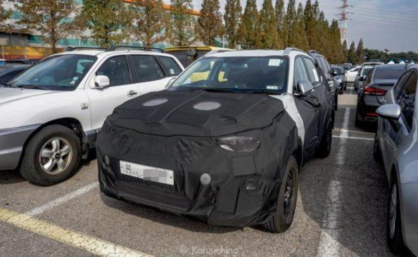 Kia Preparing a New Subcompact SUV Named Sonet 1