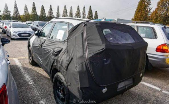 Kia Preparing a New Subcompact SUV Named Sonet 2