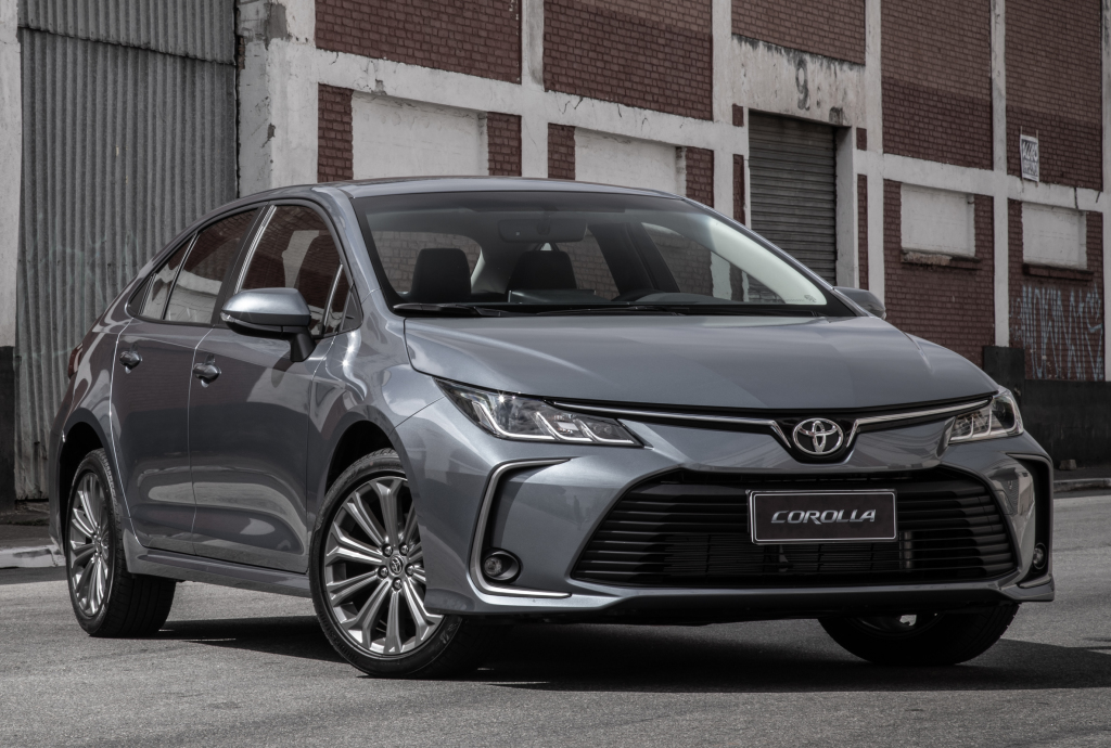 2020 Toyota Corolla Scores 5-Stars in Latin NCAP Crash Tests 2