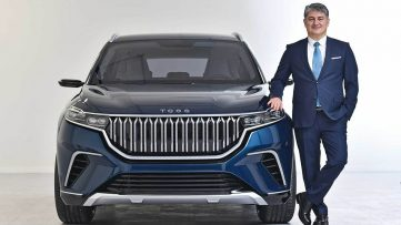 Turkey Unveils TOGG- Their First Domestic Automobile Prototypes 16
