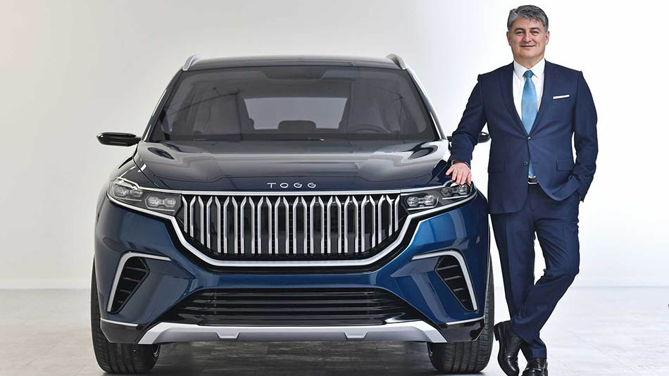 Turkey Unveils TOGG- Their First Domestic Automobile Prototypes 15