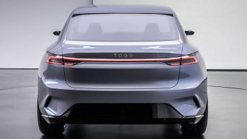 Turkey Unveils TOGG- Their First Domestic Automobile Prototypes 14