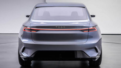 Turkey Unveils TOGG- Their First Domestic Automobile Prototypes 12