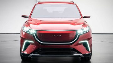 Turkey Unveils TOGG- Their First Domestic Automobile Prototypes 3