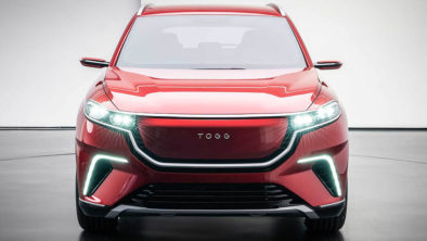 Turkey Unveils TOGG- Their First Domestic Automobile Prototypes 2