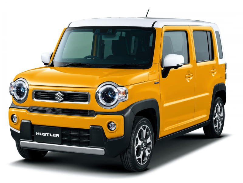 All New 2020 Suzuki Hustler Launched in Japan 12