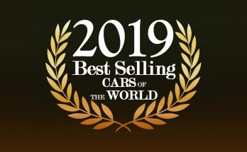 2019- Best Selling Cars of the World 12