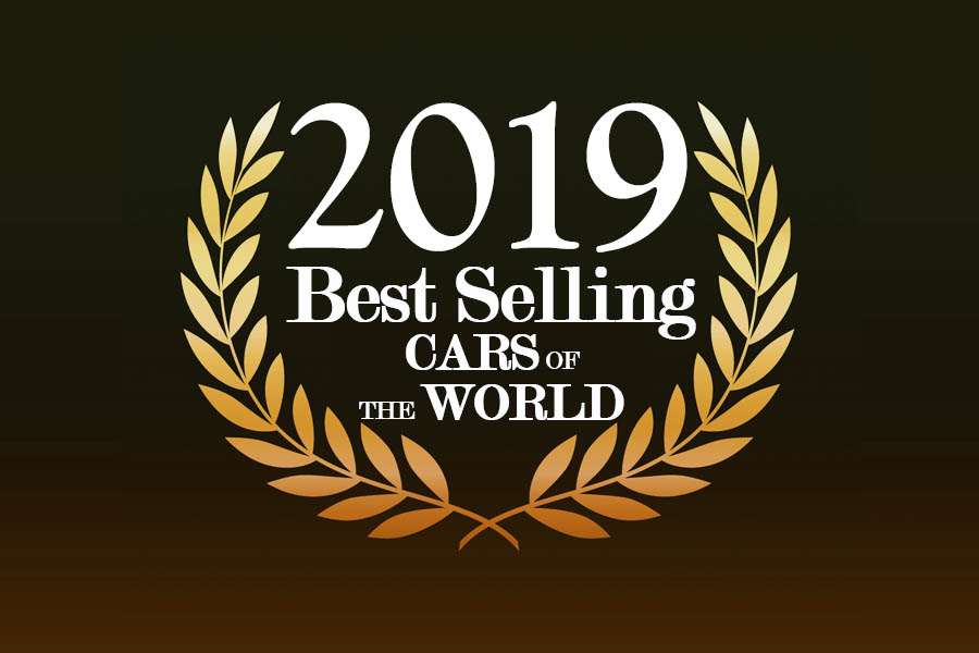 2019- Best Selling Cars of the World 1