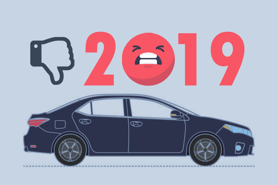 2019 was a Bad Year for Local Auto Industry 1