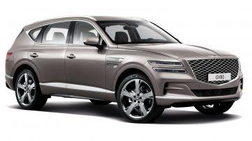 Hyundai Unveils GV80- First Genesis Luxury SUV 6