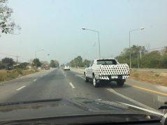 Toyota Hilux and Fortuner Facelift Spotted Testing in Thailand 4