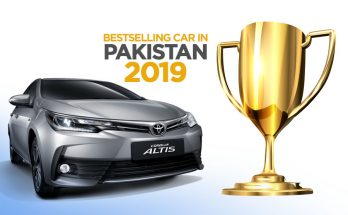 2019: Toyota Corolla Remained the Bestselling Car in Pakistan 10