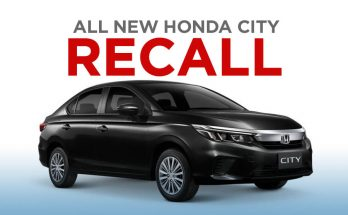 2020 Honda City Recalled In Thailand, Deliveries Halted 2