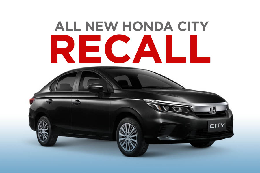 2020 Honda City Recalled In Thailand, Deliveries Halted 8