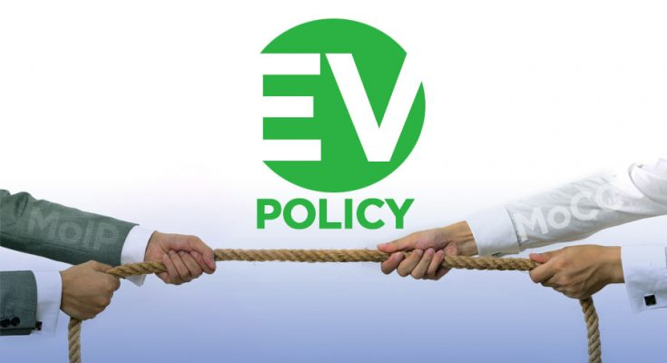 EV Policy- Tug of War Between 2 Ministries 1