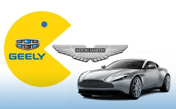 Geely in Talks to Acquire Stake in Aston Martin 10