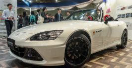 Honda S2000 20th Anniversary Prototype and EK9 Civic Cyber Night Japan Cruiser at 2020 Tokyo Auto Salon 3