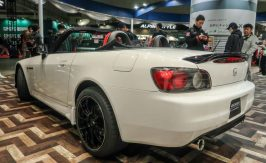 Honda S2000 20th Anniversary Prototype and EK9 Civic Cyber Night Japan Cruiser at 2020 Tokyo Auto Salon 3