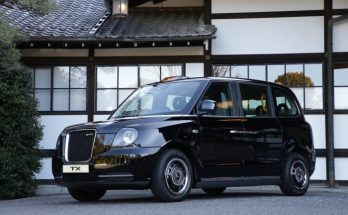 Geely Launches Plug-in Hybrid London Taxi in Japan 12