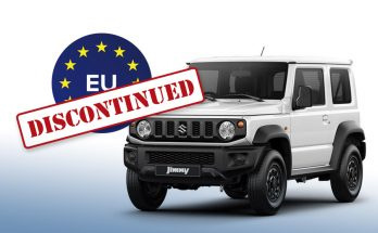 Suzuki Jimny to be Discontinued in Europe 2
