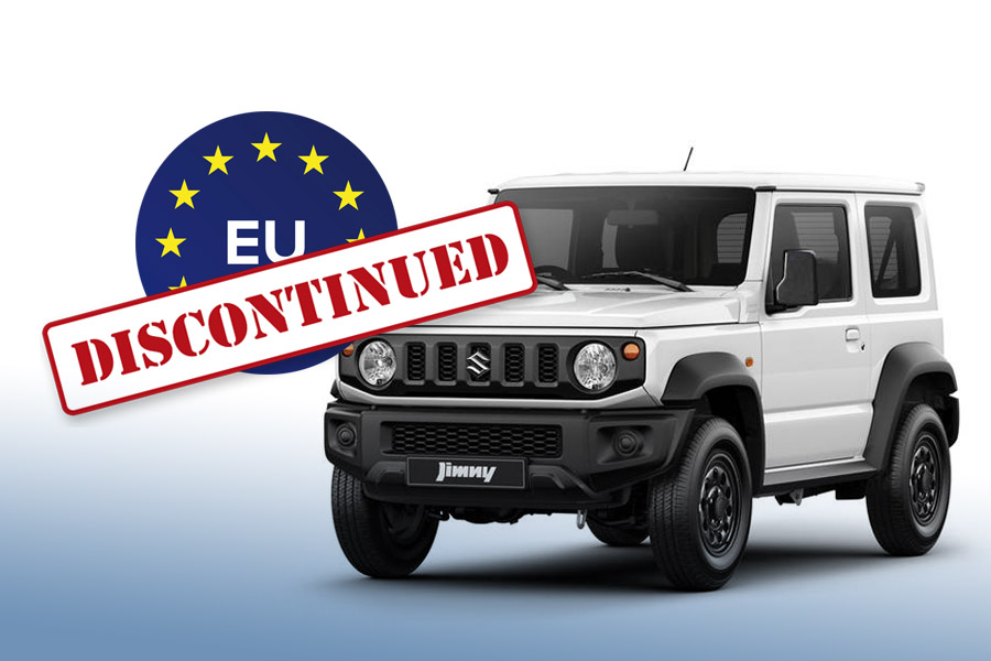 Suzuki Jimny to be Discontinued in Europe 3