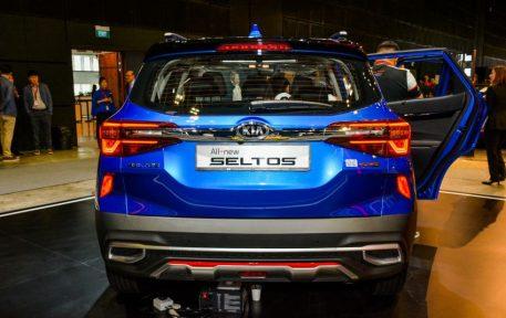 Kia Seltos Debuts at Singapore Motor Show 5
