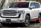 Next Generation Toyota Land Cruiser to Debut in August 2020 16